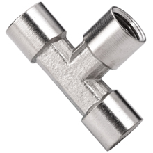 SBFF Female Branch Tee Brass Pipe Fittings