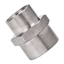 SCFR Female Coupling Reducer Brass Pipe Fittings