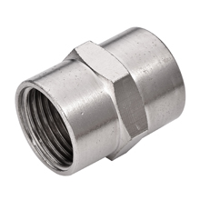 SCFF Female Coupling Brass Pipe Fittings