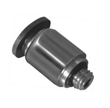 Round Male Connector Compact (Miniature) One Touch Fittings