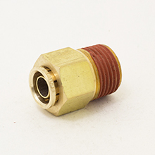 D.O.T Push in Tube Fittings Male Connector