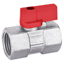 Female Thread Mini Ball Valves