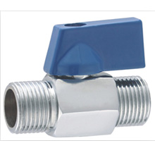 Male to Male Thread Mini Ball Valves