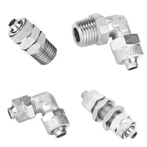 Nickel Plated Brass Rapid Fittings